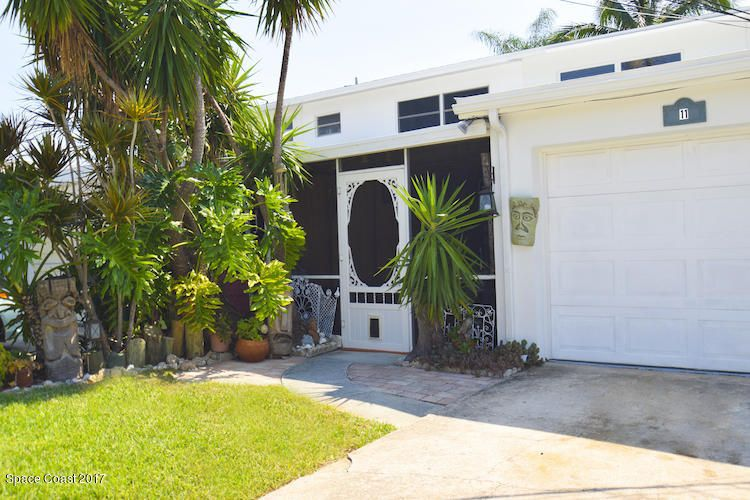 11 Arthur Court, Satellite Beach, FL 32937