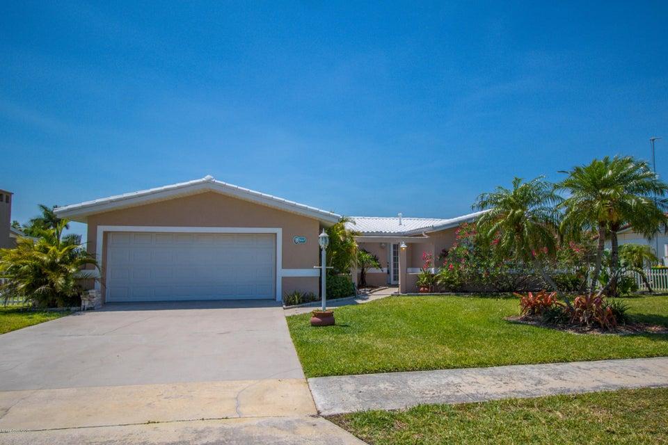 1665 Seashell Drive, Merritt Island, FL 32952