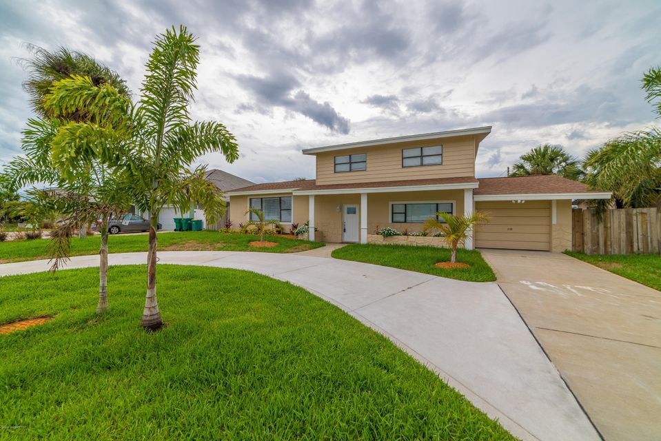 1207 Banana River Drive, Indian Harbour Beach, FL 32937