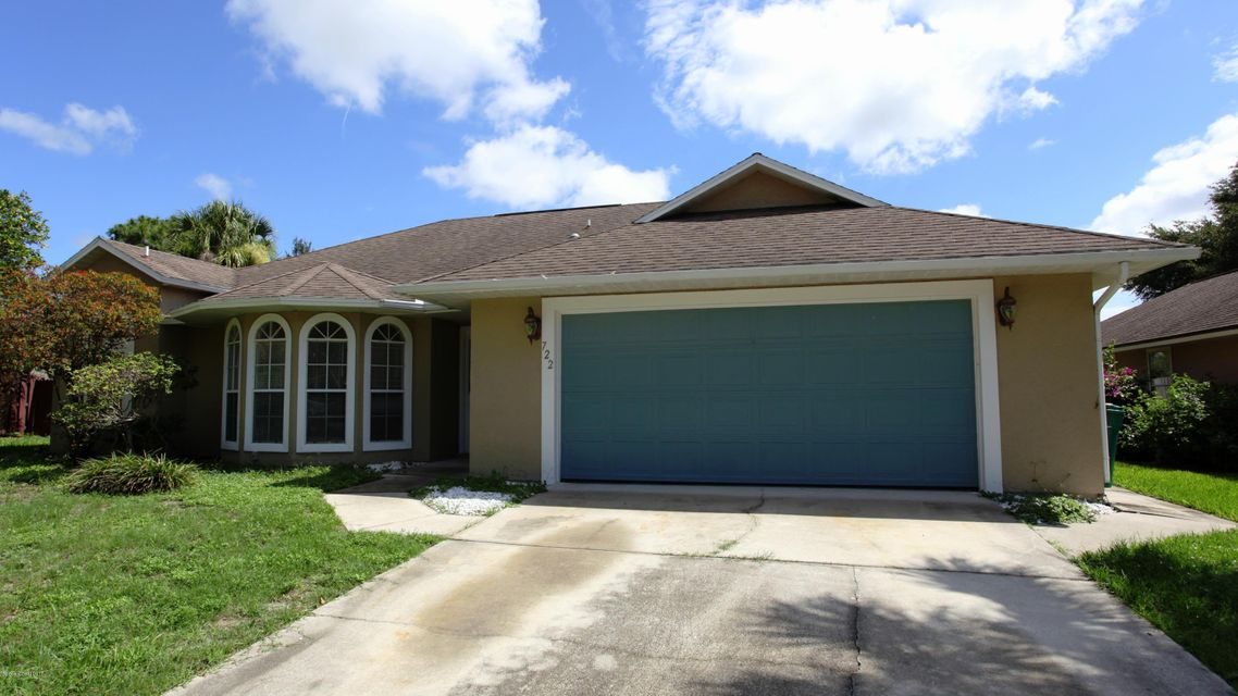722 Samuel Chase Lane, West Melbourne, FL 32904