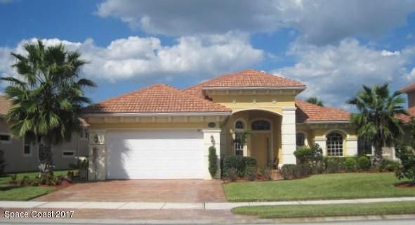 Single Family Home for Rent at 6545 Arroyo Melbourne, Florida 32940 United States
