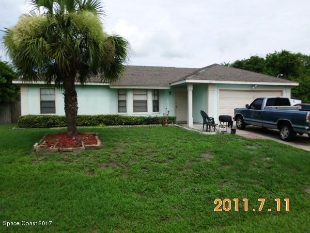 166 Hoffer Avenue, Palm Bay, FL 32907