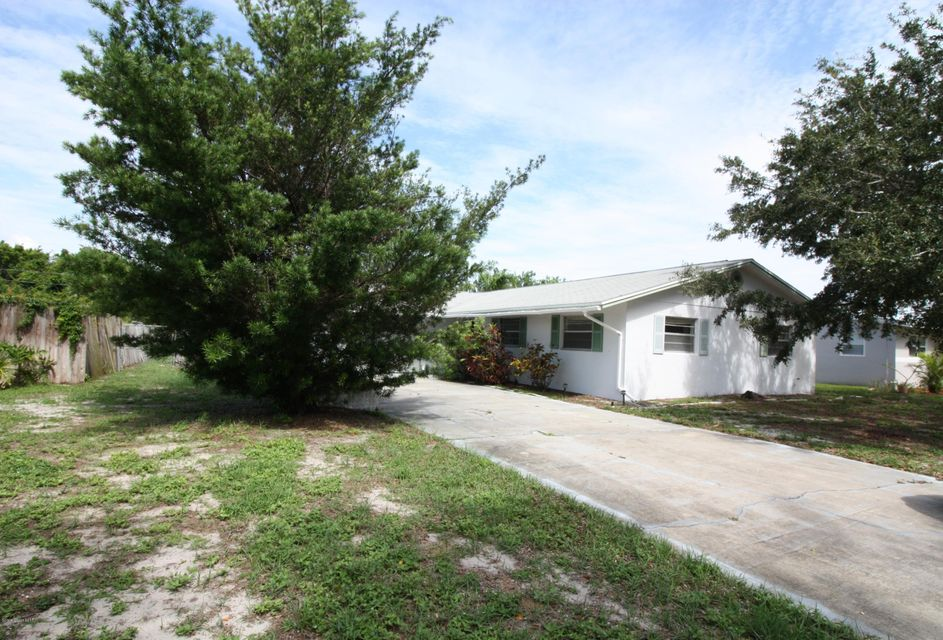 229 Timpoochee Drive, Indian Harbour Beach, FL 32937