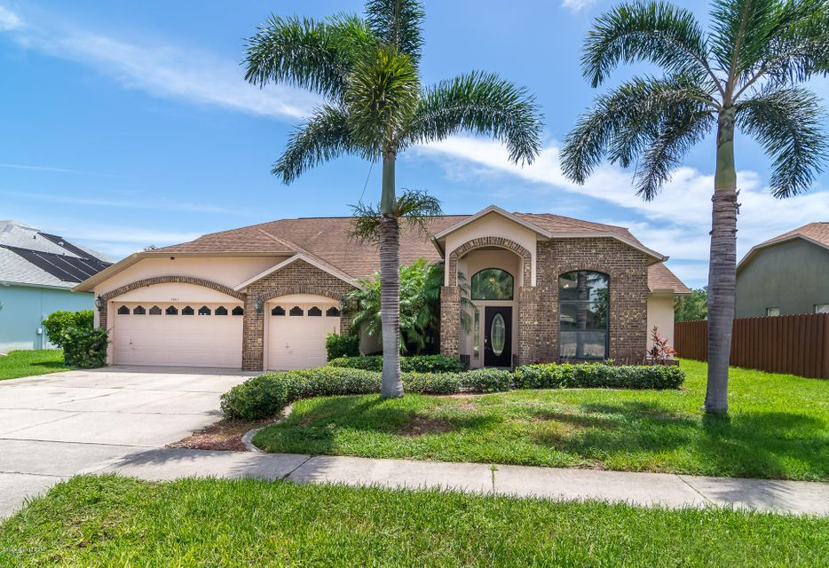 3665 Starlight Avenue, Merritt Island, FL 32953