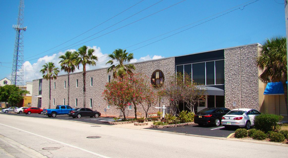 Commercial for Sale at 166 Center Street 166 Center Street Cape Canaveral, Florida 32920 United States