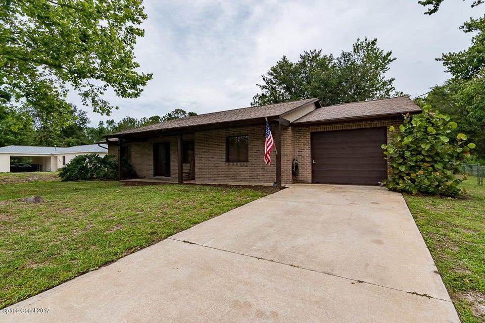 独户住宅 为 销售 在 1401 Tatum 士麦那, 佛罗里达州 32168 美国