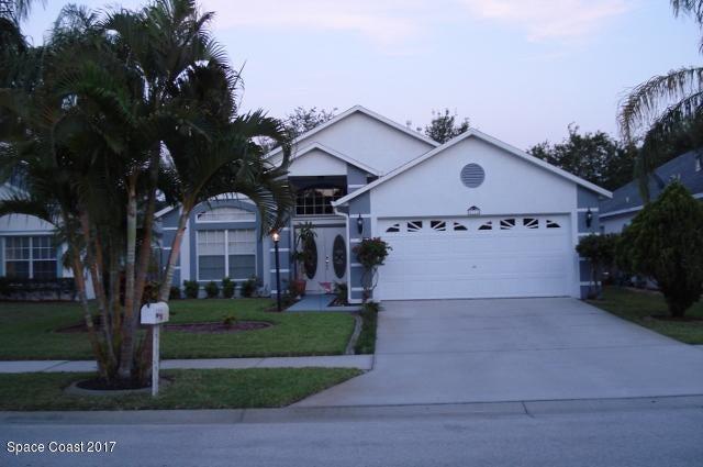 6711 Fawn Ridge Drive, Melbourne, FL 32940