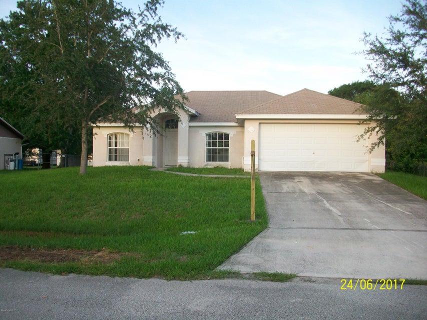 587 Winer Avenue, Palm Bay, FL 32908