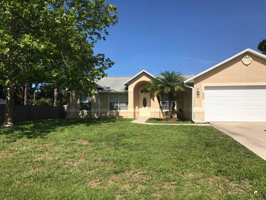 1635 Dallam Avenue, Palm Bay, FL 32907