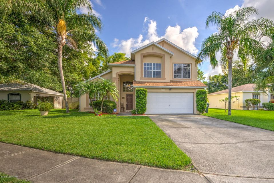 866 Brookview Lane, Rockledge, FL 32955