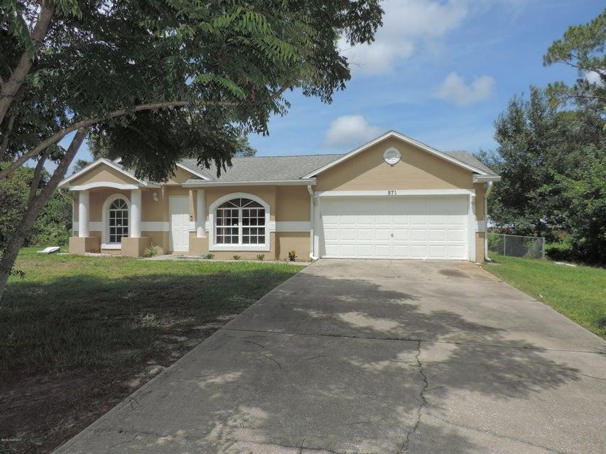 871 Hollahan Road, Palm Bay, FL 32909