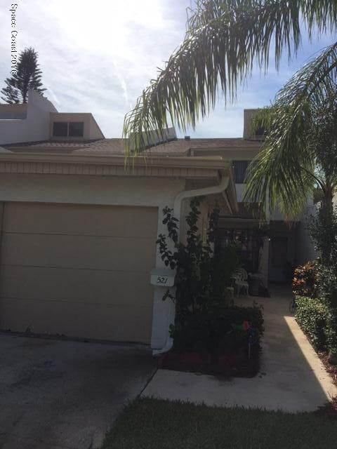 Single Family Home for Rent at 521 Summerset Indian Harbour Beach, Florida 32937 United States