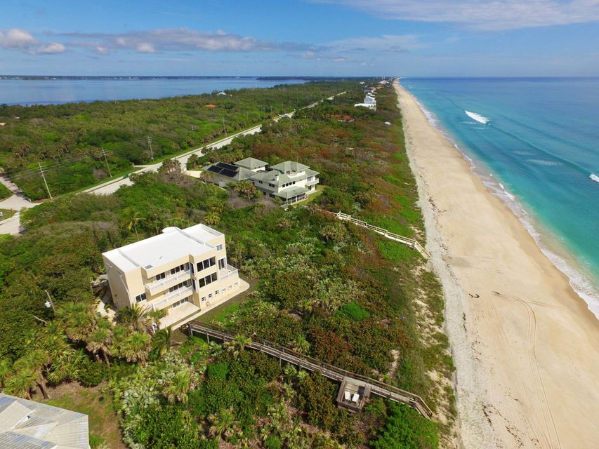 Single Family Home for Sale at 8875 S Highway A1a Melbourne Beach, Florida 32951 United States