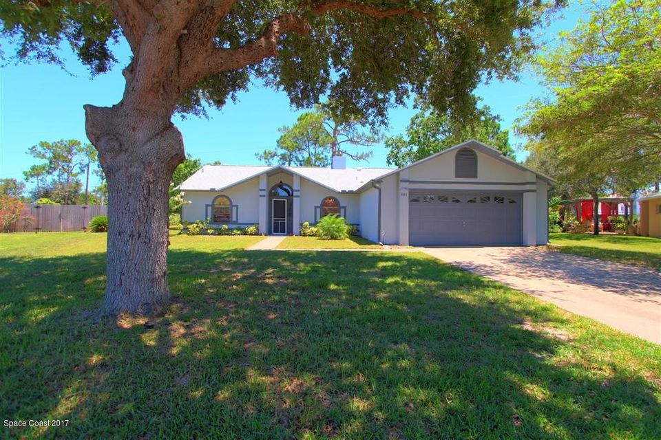 891 Pine Baugh Street, Rockledge, FL 32955
