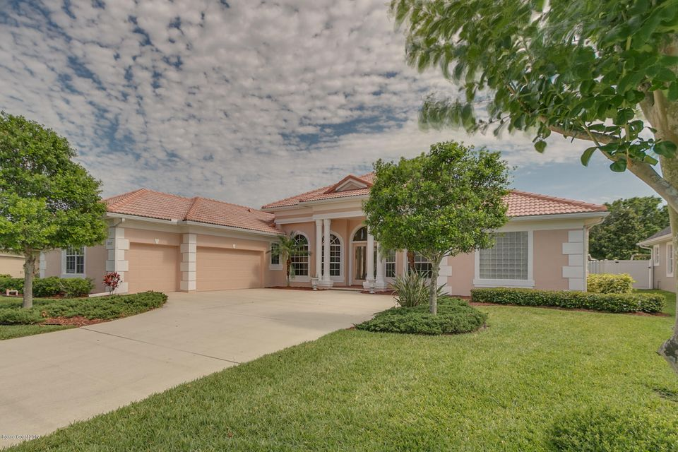 Single Family Home for Rent at 3317 Cappio Melbourne, Florida 32940 United States