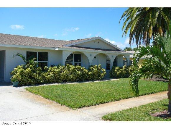 Casa Unifamiliar por un Alquiler en 217 Bella Coola Indian Harbour Beach, Florida 32937 Estados Unidos