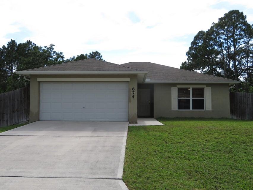 674 Trinidad Avenue, Palm Bay, FL 32909