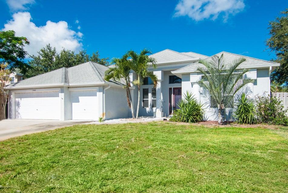 2468 Long Sandy Circle, Merritt Island, FL 32952