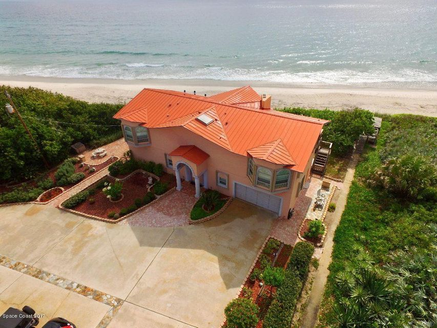 Single Family Home for Sale at 3375 Highway A1a 3375 Highway A1a Melbourne Beach, Florida 32951 United States