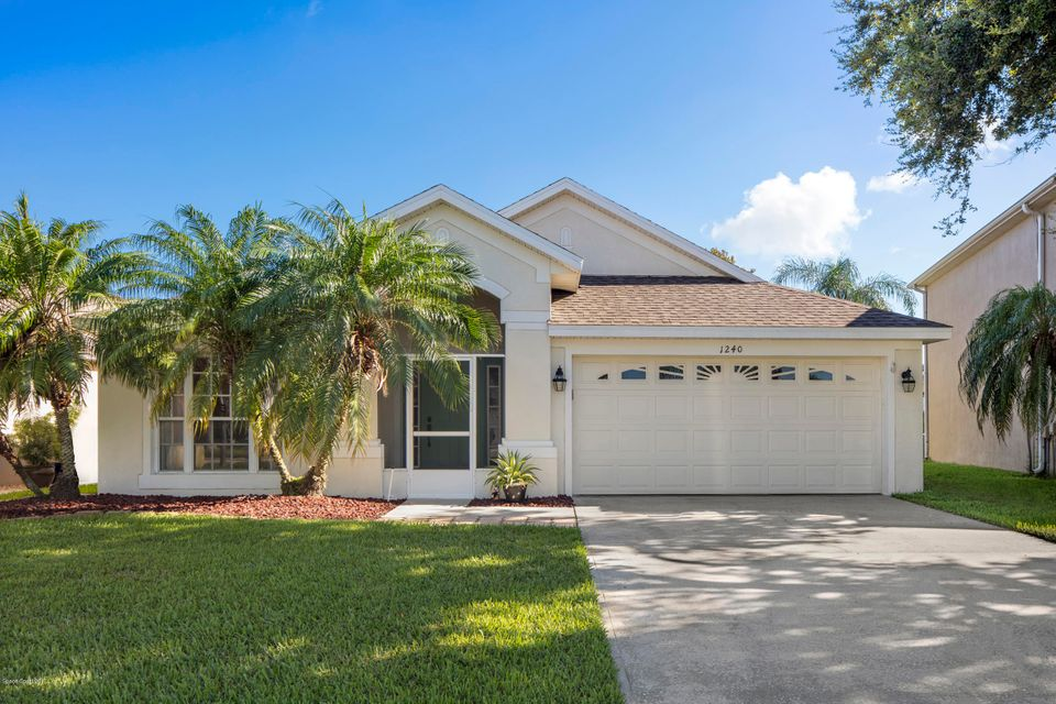 1240 Foxridge Place, Melbourne, FL 32940