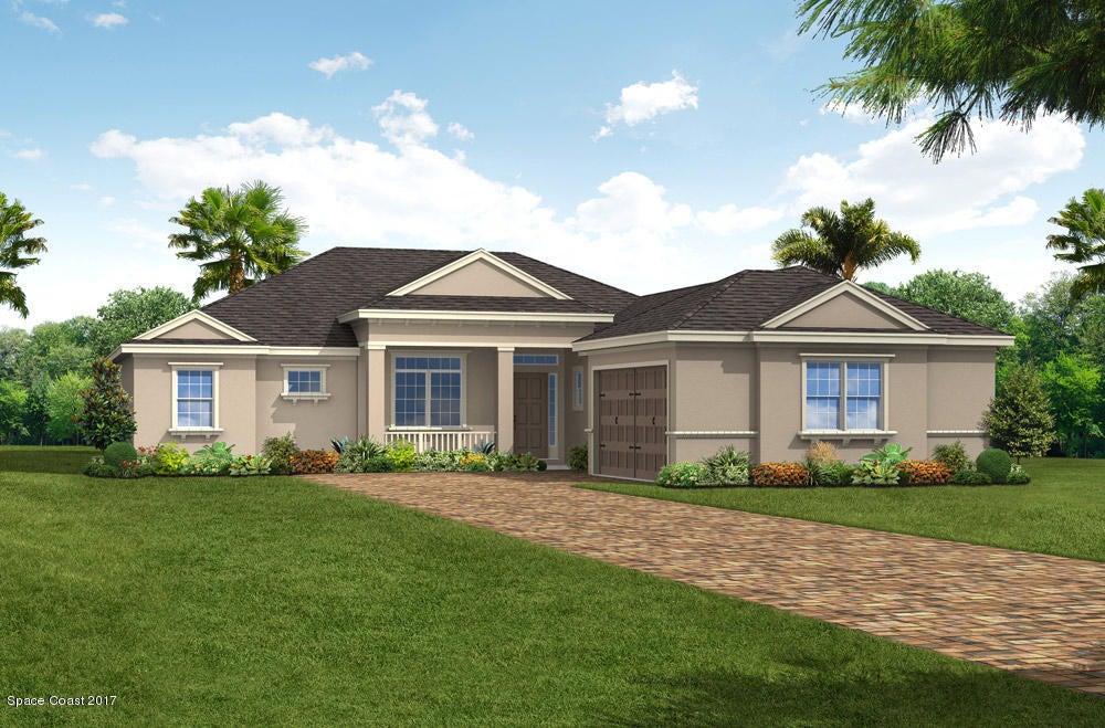 Single Family Home for Sale at 2813 Trasona Viera, Florida 32940 United States