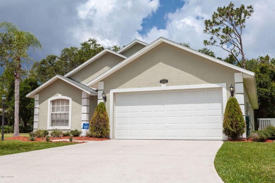 868 Tavernier Circle, Palm Bay, FL 32905