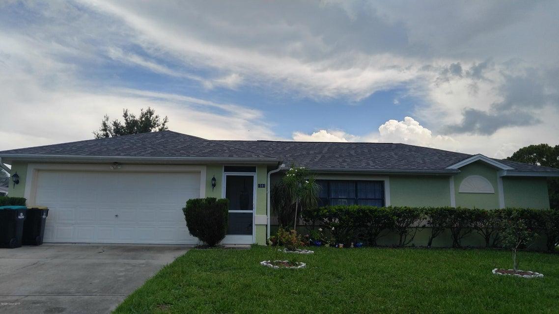 1544 SE Welter Street, Palm Bay, FL 32909