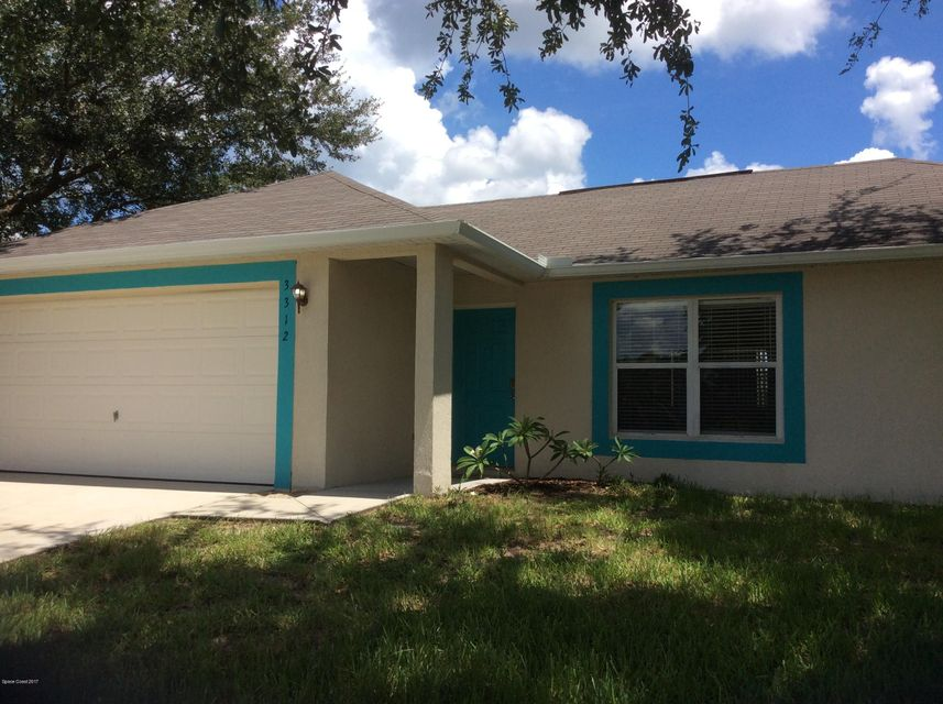 Single Family Home for Rent at 3312 Echo Ridge Cocoa, Florida 32926 United States