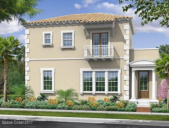 Single Family Home for Sale at 2533 Rodina 2533 Rodina Viera, Florida 32940 United States