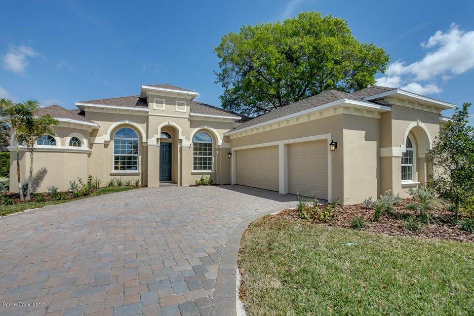 Частный односемейный дом для того Продажа на 3550 Weber 3550 Weber Malabar, Флорида 32950 Соединенные Штаты