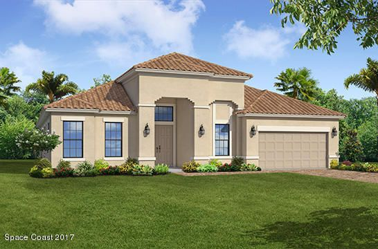 Single Family Home for Sale at 2888 Vecna 2888 Vecna Viera, Florida 32940 United States