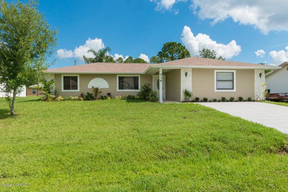 739 Thuringer Street, Palm Bay, FL 32907