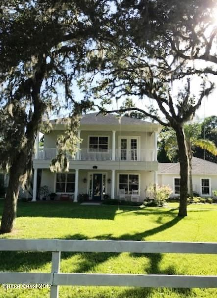 Single Family Home for Sale at 2268 Turnbull Bay New Smyrna Beach, Florida 32168 United States