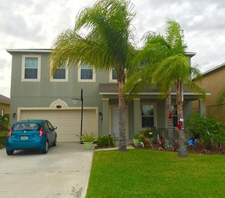 2278 Snapdragon Drive, Palm Bay, FL 32907