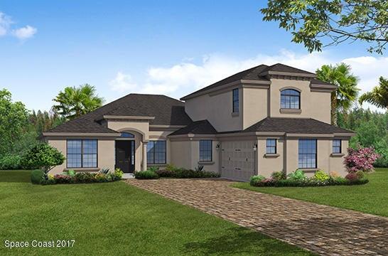 Single Family Home for Sale at 2893 Agilny 2893 Agilny Viera, Florida 32940 United States
