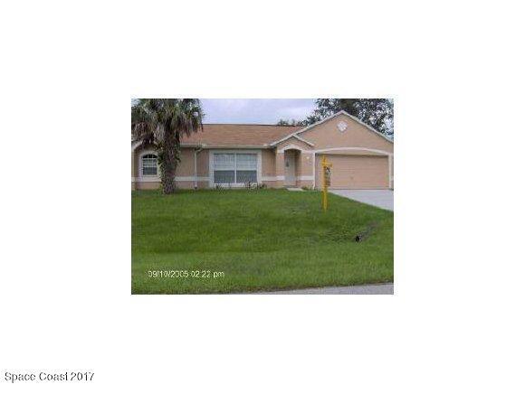 281 Seahorse Circle, Palm Bay, FL 32909