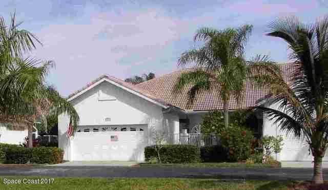 917 Aquarina Boulevard, Melbourne Beach, FL 32951