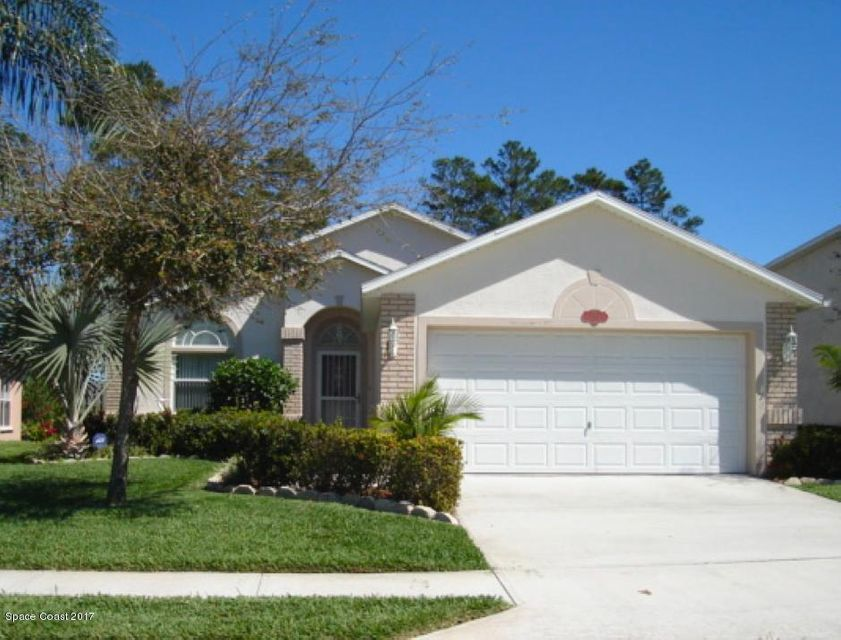 2119 Spring Creek Circle, Palm Bay, FL 32905
