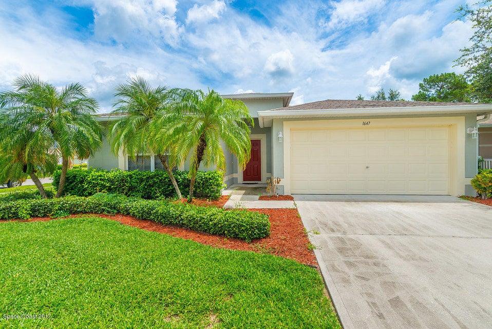 1647 Sawgrass Drive, Palm Bay, FL 32908
