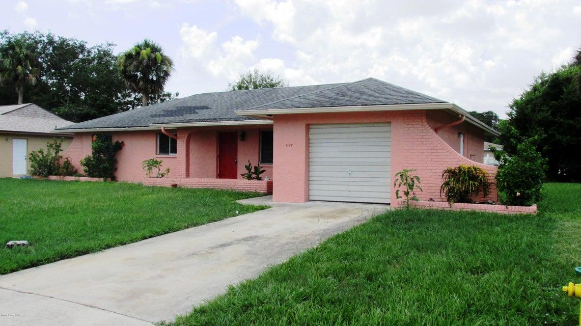 1147 Tarpon Drive, Rockledge, FL 32955