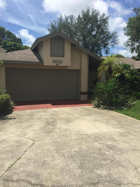 Single Family Home for Rent at 700 Vega Palm Bay, Florida 32907 United States