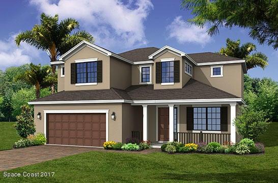 Eensgezinswoning voor Verkoop een t 3102 Casterton 3102 Casterton Viera, Florida 32940 Verenigde Staten