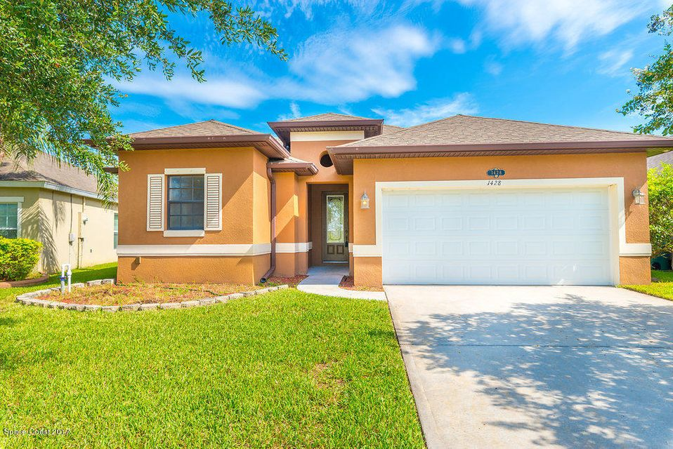 1428 Attilburgh Boulevard, West Melbourne, FL 32904