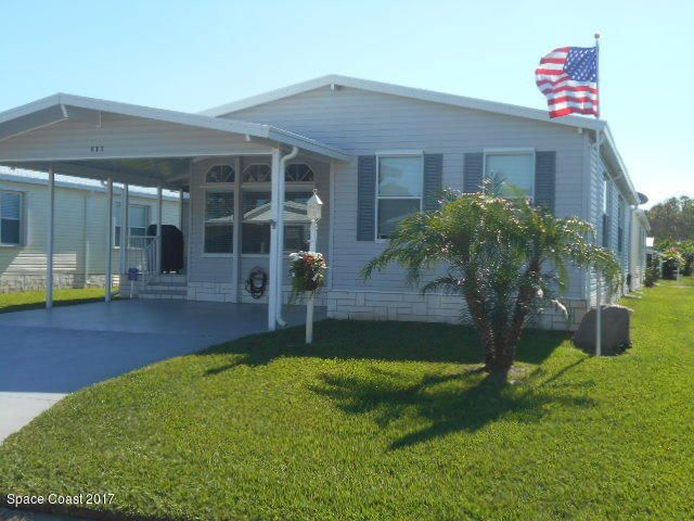 獨棟家庭住宅 為 出售 在 833 Sapodilla Barefoot Bay, 佛羅里達州 32976 美國