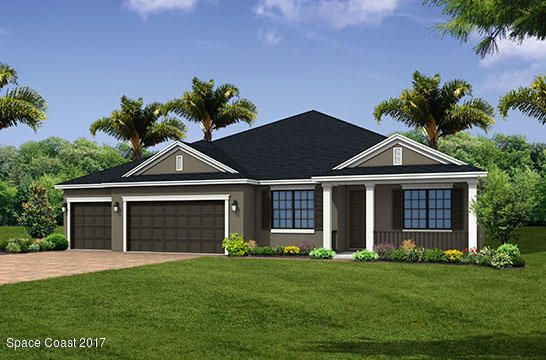 Single Family Home for Sale at 7405 Millbrook 7405 Millbrook Viera, Florida 32940 United States