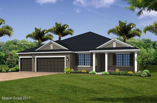 Tek Ailelik Ev için Satış at 7405 Millbrook 7405 Millbrook Viera, Florida 32940 Amerika Birleşik Devletleri