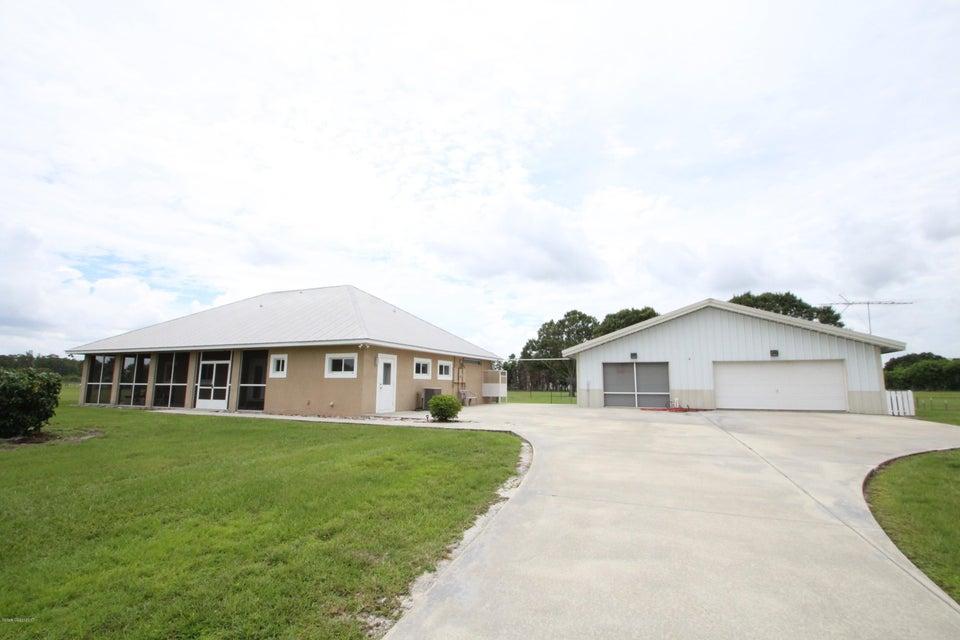 Частный односемейный дом для того Продажа на 13955 122nd Fellsmere, Флорида 32948 Соединенные Штаты