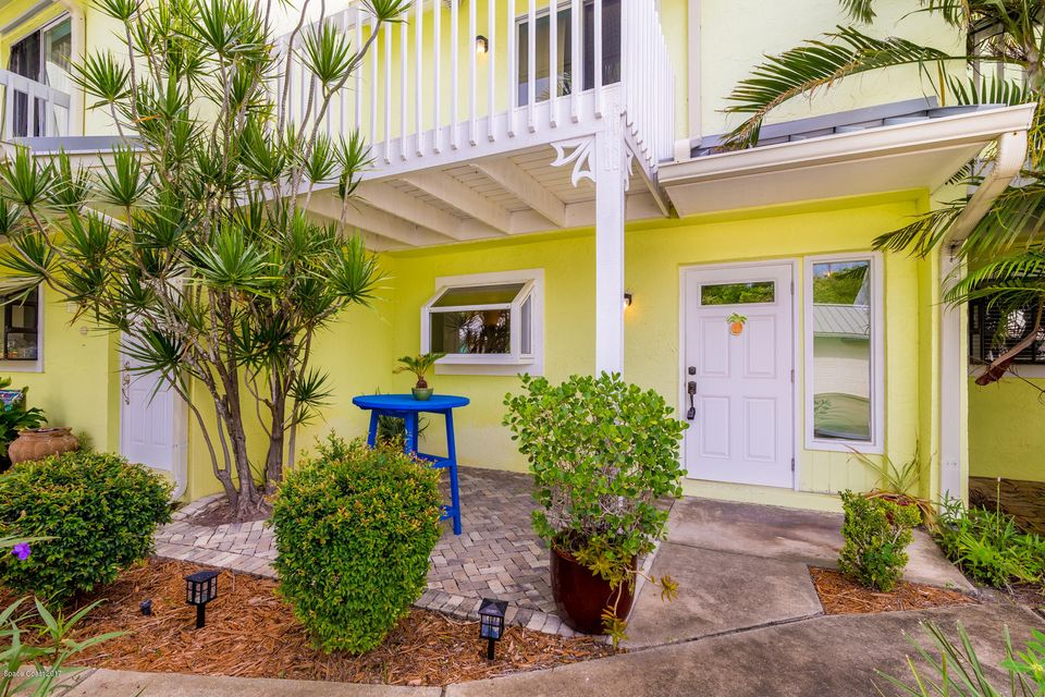 Single Family Home for Rent at 200 3rd Melbourne Beach, Florida 32951 United States
