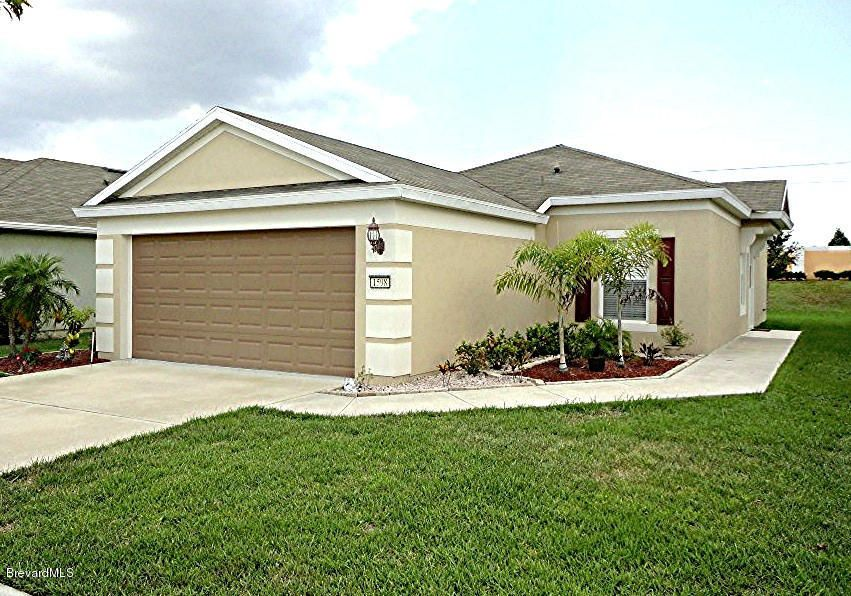 1598 SE Dittmer Circle, Palm Bay, FL 32909