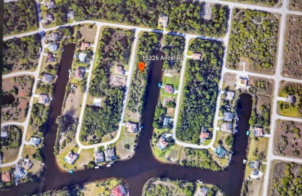 Land for Sale at 15326 Ancel 15326 Ancel Port Charlotte, Florida 33980 United States